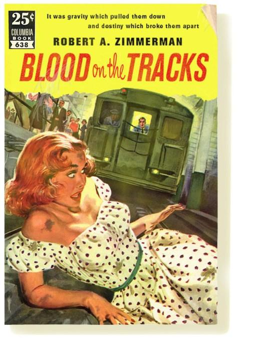 """""""Thriller rápido de 1958: um condutor sequestra um trem de metrô de Nova York para se vingar de seu rival e ameaçar a vida de sua ex-amante. As últimas 30 páginas estão faltando. Não sei se ela sobrevive."""""""